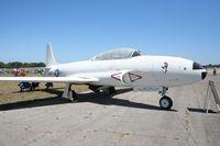 N64274 @ TIX - Lockheed T-33