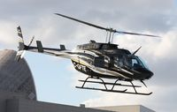 C-GFTE - Bell 206L leaving Heliexpo Orlando - by Florida Metal