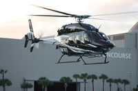 C-GWRD - Bell 429 leaving Heliexpo Orlando - by Florida Metal