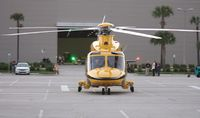 N139PH - PHI AW 139 leaving Heliexpo Orlando - by Florida Metal
