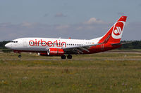 D-AHXB @ EDDS - AirBerlin operated by TUIfly - by Jens Achauer