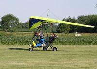 N455T @ 7V3 - Aero Trike Safari - by Mark Pasqualino