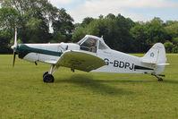 G-BDPJ - 1965 Piper PIPER PA-25-235 , c/n: 25-3665 at Baxterley