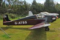 G-ATBS - D31 Turbulent at Baxterley