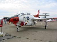 158324 @ KOQU - 2003 Quonset Point, RI Airshow - by Mark Silvestri