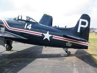 N14HP @ KOSH - 2003 Oshkosh Airshow - by Mark Silvestri