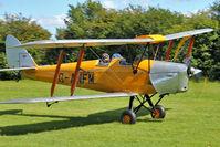 G-ANFM - 1941 De Havilland DH82A Tiger Moth, c/n: 83604 at Baxterley