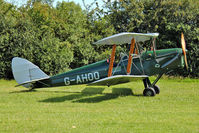 G-AHOO - 1943 Morris Motors Ltd DH82A TIGER MOTH, c/n: 86149 at Baxterley
