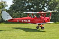 G-ANEN @ X3BX - 1942 De Havilland DH82A TIGER MOTH, c/n: 85418 at Baxterley