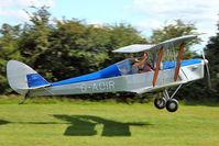 G-AOIR - 1943 De Havilland THRUXTON JACKAROO (MODIFIED DH82A), c/n: 82882 at Baxterley
