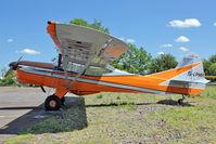 G-APMH @ EGBG - 1958 Auster Aircraft Ltd AUSTER J1U, c/n: 3502