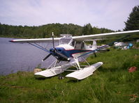 C-FKTY - nordic 6 sur flottes puddle jumper - by pierre daviault