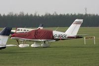 G-IGGL @ EGLM - Taken at White Waltham Airfield March 2011 - by Steve Staunton