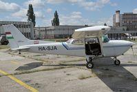 HA-SJA @ LHBS - Cessna 172