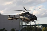 N4060Y - MD900 leaving Heliexpo Orlando