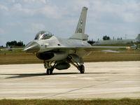 J-638 @ LMML - F-16 J-638 RNLAF - by raymond