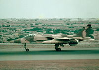 205 @ LMML - Sepecat Jaguar 205 Oman Air Force - by raymond