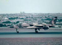 206 @ LMML - Jaguar 206 Oman Air Force - by raymond