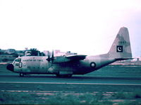 10687 @ LMML - C130E Hercules 10687/D Pakistan Air Force - by raymond