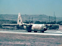 10689 @ LMML - C130E Hercules 10689/H Pakistan Air Force - by raymond