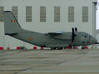 2702 @ LMML - C-27 Spartan 2702 Romanian Air Force - by raymond