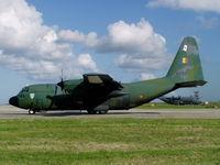 6191 @ LMML - C130H Hercules 6191 Romanian Air Force - by raymond