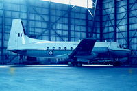 XS791 @ LMML - HS748 XS791 RAF - by raymond