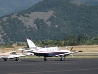 N700WB @ IZA - 2005 SOCATA TBM 700, one P&W(C)PT6-64 Turboprop of 1,570 shp flat rated to 700 shp - by Doug Robertson