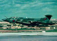 XX895 @ LMML - Buccaneer XX895 12 Sqd RAF - by raymond