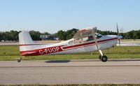 C-FUOP @ LAL - Cessna 180K - by Florida Metal
