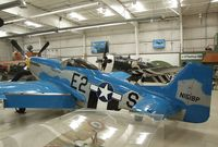 N151BP @ PSP - North American P-51D Mustang at the Palm Springs Air Museum, Palm Springs CA