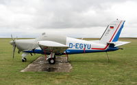 D-EGYU @ LHSK - Siofok-Kiliti Airport - Hungary - by Attila Groszvald-Groszi