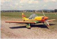 HB-YAA - S.W.1  Pegasus Walter Schretzmanns Eigenbaumaschine Pegasus erhielt viele Preise bei Veranstaltungen im In-und Ausland. - by Schretzmann