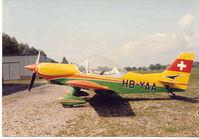 HB-YAA - Pegasus S.W.1  Speed 220 Km/h  Gewicht 424 KG Reichweite 100 Km - by Schretzmann