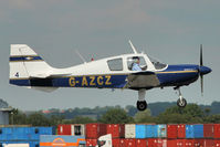 G-AZCZ @ EGSX - 1970 Beagle Aircraft Ltd BEAGLE B121 SERIES 2, c/n: B121-167 at North Weald
