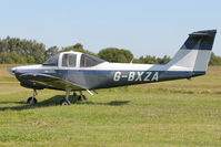 G-BXZA @ EGCB - Resident 1979 Piper PA-38-112, c/n: 38-79A0864 at Barton