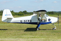 G-SCPD @ EGCB - 2004 Escapade 912(1), c/n: BMAA/HB/319 at Barton