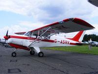 G-ASRK @ EGSX - at the Air Britain flyin - by Chris Hall