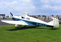 G-AEEG @ EGSX - at the Air Britain flyin - by Chris Hall