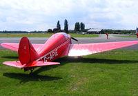 G-APIE @ EGSX - at the Air Britain flyin - by Chris Hall
