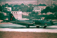 WH773 @ LMML - Canberra WH773 13Sqd RAF - by raymond