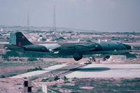 WH779 @ LMML - Canberra PR7 WH779 13Sqd RAF - by raymond