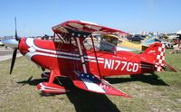 N177CD @ LAL - Aviat (Pitts) S-2C