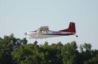 N186AZ @ LAL - Cessna A185F