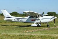 G-EFAM @ EGCB - 1999 Cessna CESSNA 182S, c/n: 18280442 at 2011 Family Fun Day