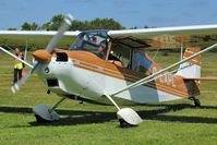 G-EXPL @ EGCB - 1996 American Champion Aircraft Corporation CHAMPION 7GCBC, c/n: 1220-96 at 2011 Family Fun Day