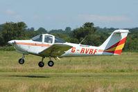 G-RVRF @ EGCB - 1978 Piper PIPER PA-38-112, c/n: 38-78A0714 on 2011 Family Fun Day