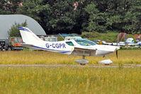 G-CGPR @ EGSX - 2010 CZECH SPORT AIRCRAFT AS PIPERSPORT at North Weald
