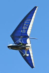 G-BZTU @ EGCB - 2001 Mainair Blade 912, c/n: 1272-0201-7-W1066