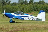 G-FIXX @ EGCB - 2010 Hambilton Pc VANS RV-7, c/n: PFA 323-14225 at 2011 Family Fun Day